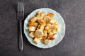 Roasted Sweet Potatoes And Par...