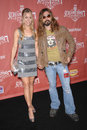 Rob Zombie, Sheri Moon, Stock Images