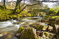 Robbers Bridge Stock Image