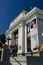 Robert bateman centre victoria bc may the new opens in bc on may photo from july a showcase for his art Stock Photos