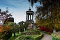 Robert Burns Memorial Alloway By Ayr Royalty Free Stock Photo