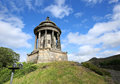 Robert Burns Monument in Edinburgh Royalty Free Stock Photo
