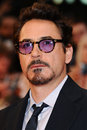 Robert Downey, Jr. Royalty Free Stock Photo