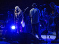 Robert plant and the sensational spaceshifters in live concert at cavea auditorium parco della musica rome july Royalty Free Stock Photo