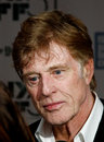 Robert redford new york oct actor attends the premiere of all is lost at the st annual new york film festival at alice tully hall Royalty Free Stock Image