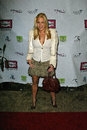 Robin hibbard at the meghan fashion week wrap party cabana club hollywood ca Stock Image