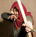 Robin Hood Royalty Free Stock Image