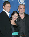 Robin Tunney,Wentworth Miller,Dominic Purcell Royalty Free Stock Image