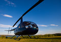 Robinson R-44 Royalty Free Stock Photo