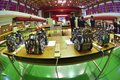 Robot contest creative interscholastic cup of in miaoli taiwan Stock Images