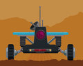 Robot digital design vector illustration eps Royalty Free Stock Photos