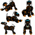 Robot Dog Stock Photography