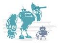 Robot Identification Royalty Free Stock Photo