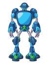 Robot Screen