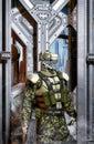 Robot Soldier Trooper