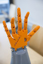 Robotic Hand Royalty Free Stock Photo