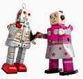 Robots Royalty Free Stock Photography