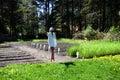 Rocca al mare open air musuem tallinn estonia Immagini Stock Libere da Diritti