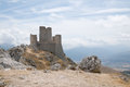 Rocca Calascio, Italy Stock Photos