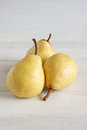 Rocha Pears Royalty Free Stock Photo