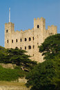 Rochester castle Stock Photography