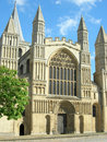 Rochester cathedral 3 Royalty Free Stock Photo