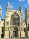 Rochester cathedral 6 Royalty Free Stock Photo