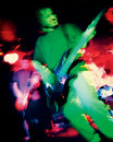 Rock band atmosphere - grainy image Stock Images