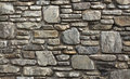 Rock block wall texture with a bit of a pattren Royalty Free Stock Photography