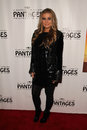 The rock carmen electra at of ages opening night pantages theater hollywood ca Royalty Free Stock Images