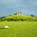 Rock of Cashel Royalty Free Stock Photos
