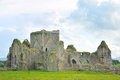 The Rock of Cashel- church Royalty Free Stock Images