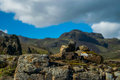 Rock Formation At Iceland Rest...