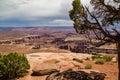Rock Formations at Canyonlands Royalty Free Stock Photo