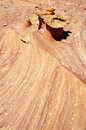 """Rock formations closeup hobgoblin s playground """"little finland"""" amazing of sand stones in gold butte nevada Stock Images"""
