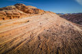 Rock Formations in the Valley of Fire Royalty Free Stock Photos