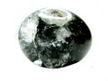 Rock natural qurtz with chlorite crystals Royalty Free Stock Photo