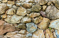 Rock pattern natural background photo stock color Stock Photo