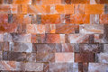 Rock Salt Tiles Royalty Free Stock Photo