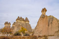 Rock Sites of Cappadocia in autumn