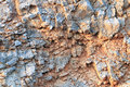 Rock texture pattern for background use Royalty Free Stock Photo