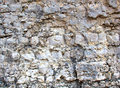 Rock texture surface selective focus Royalty Free Stock Photo