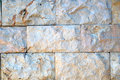 Rock wall detailed texture on the Royalty Free Stock Images