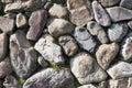 Rock wall pattern Royalty Free Stock Photo