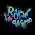 Rock the World Stock Image