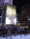 Rockefeller Center Christmas Tree Before the Tree Lighting