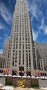 Rockefeller Center, New York City Stock Image