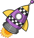 Rocket Vector Illustration Royalty Free Stock Image