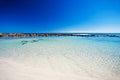 Rockpool at stokes bay, Kangaroo Island Royalty Free Stock Photo