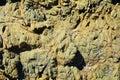 Hard rocks, landscape. Stone background Royalty Free Stock Photo